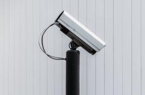 S-MOUNT CCTV CAMERA